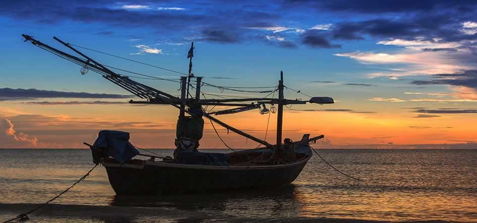 fiskebådfront