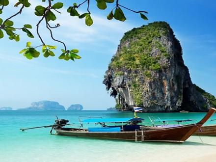 Den thailandske natur danner perfekte rammer for din langtidsferie